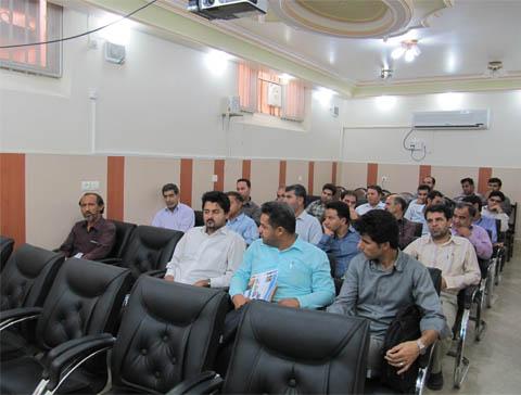 جلسه نظام مهندسی مهرشهر دزفول